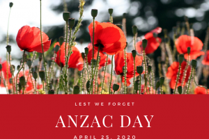 Paying our Respects on ANZAC Day